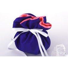 Свадебная сумочка с подкладом из атласа