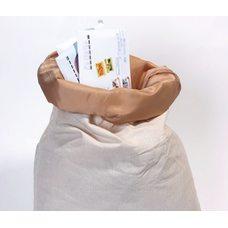 Мешочки из бязи 40х60 см