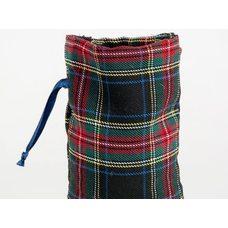 Мешочки из шотландки 20х30 см