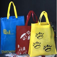 Дизайн сумки из спанбонда S3