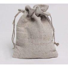 Мешок смесовой (джут, лён, хлопок) 20х30 см