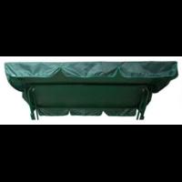 Тент мебельторг для качелей стандарт-2, стандарт nova (тк182/тк68/тк229) зеленый