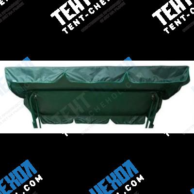 Тент мебельторг к качелям мартинелла (тк3234/тк3422) зеленый