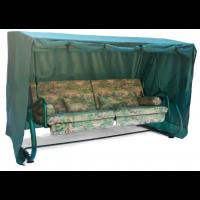 """Тент-шатер на качели """"Варадеро"""" цвет зеленый"""