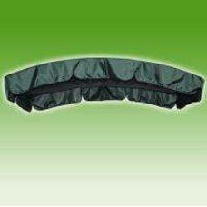 Тент для качелей соренто 2240х1205 цвет зеленый.