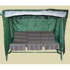 """Тент-шатер на """"Капри"""" цвет зеленый"""