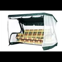 Тент-крыша для садовых качелей родео шоколад