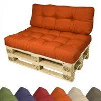 Подушки на диван и кресло. Комплект  Арт 9050