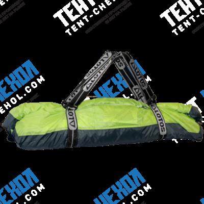 Сумка-рюкзак компрессионная «Лотос» 110см