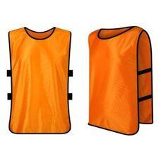 Накидка спортивная детская оранжевая 28х35см (для сублимации)