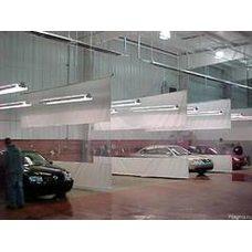 Штора для автомойки 2х10м (прозрачная)