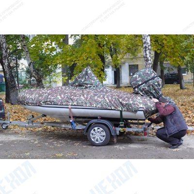 Стояночные тенты на лодки Крым