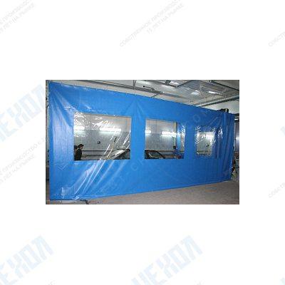 Пвх шторы для смотровых клеток