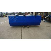 Защитный чехол на оборудование 1 х 1 х 1 м из оксворда 600 den