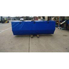 Защитный чехол на оборудование 1 х 1 х 0,6 м из оксворда 600 den (цвета: черный, синий, камуфляж)