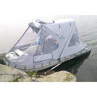 Ходовые тенты на лодки Прогресс