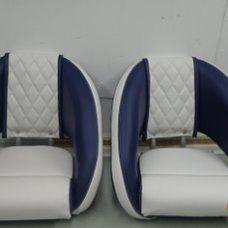 Пошив сидений для лодок и катеров
