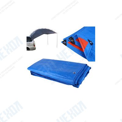 Тент ПВХ на крышу палатки