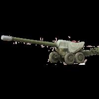 Комплектующие к пушке гаубица д-30