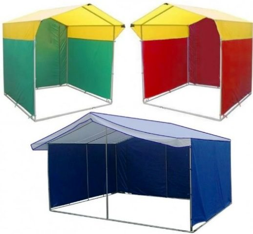 Торговые палатки от производителя