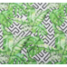Подушка на двухместную скамейку «этель» геометрия, 45×120 см