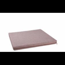 """Подушка для мебели """"Ротанг"""", 1 шт, цвет шоколад"""