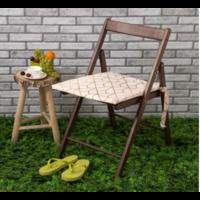 Подушка на стул уличная «этель» сетка, 45×45 см