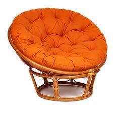 Матрац для кресла Папасан, оранжевый