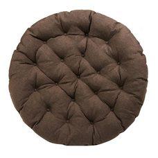 Матрац для кресла Папасан, коричневый