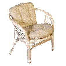 Подушка на кресло «Багама» светлая