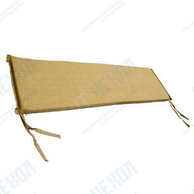 Подушка для скамьи 170x45x4.2 Morbiflex, цвет коричневый
