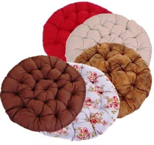 Напольные подушки – разнообразие габаритов и цветов