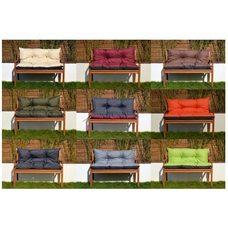 Подушки на лавки скамейки