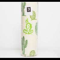 Подушка на уличное кресло «этель» кактусы, 50×100+2 см