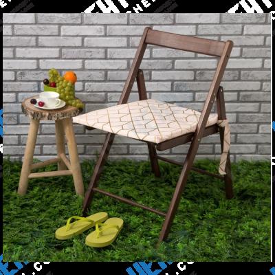 Подушка на стул уличная «этель» кактусы, 45×45 см