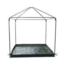 Универсальный пол к палатке для зимней рыбалки 180х180см. без лунок