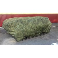 Тент на болотоход - пошив