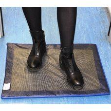 Дезинфекционный коврик 50х65х3 см черный