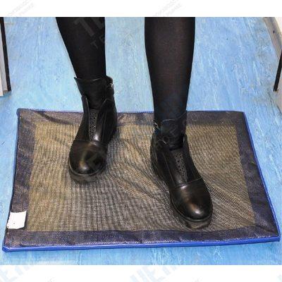 Дезинфекционный коврик «Эконом» 150 см х 150 см х 1.5 см