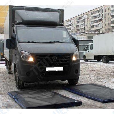 Дезинфекционный барьер для автотранспорта 100 см х 200 см х 9 см