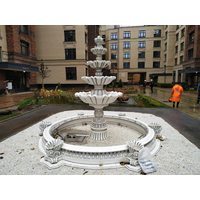 Чехол защитный на фонтан