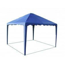 Крыша для шатра беседки с клапаном, 420дэн, синяя 3х3м