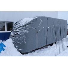 Зимний чехол для каравана 6300×2500