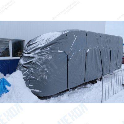 Зимний чехол для каравана 550*250 см.