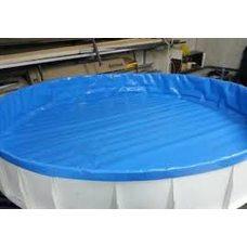 Пленка-вкладыш для бассейна 4.8х2.4м. высота 1,25м.