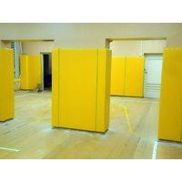 Стеновой протектор СТАНДАРТ 40мм (ПВХ-ткань 630гр/м2, НПЭ 22кг/м3)