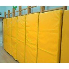 Мат-протектор для гимнастической стенки 1,90х0,74х0,07