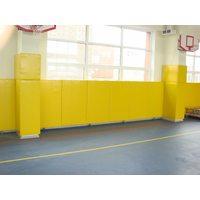 Стеновой протектор СТАНДАРТ 20мм (ПВХ-ткань 630гр/м2, НПЭ 22кг/м3) ПОД КЛЮЧ
