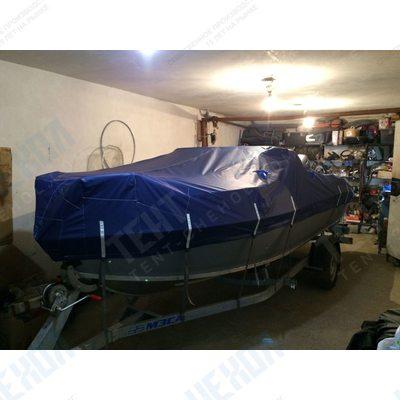 Тент-чехол норма для лодки, транспортировочный модельный