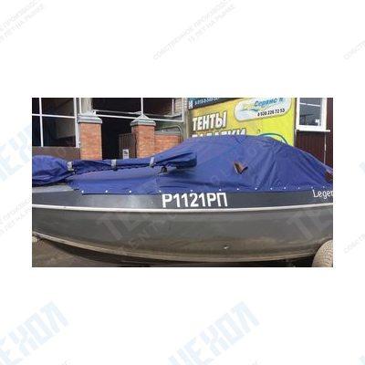 Тент на лодку windboat 38м
